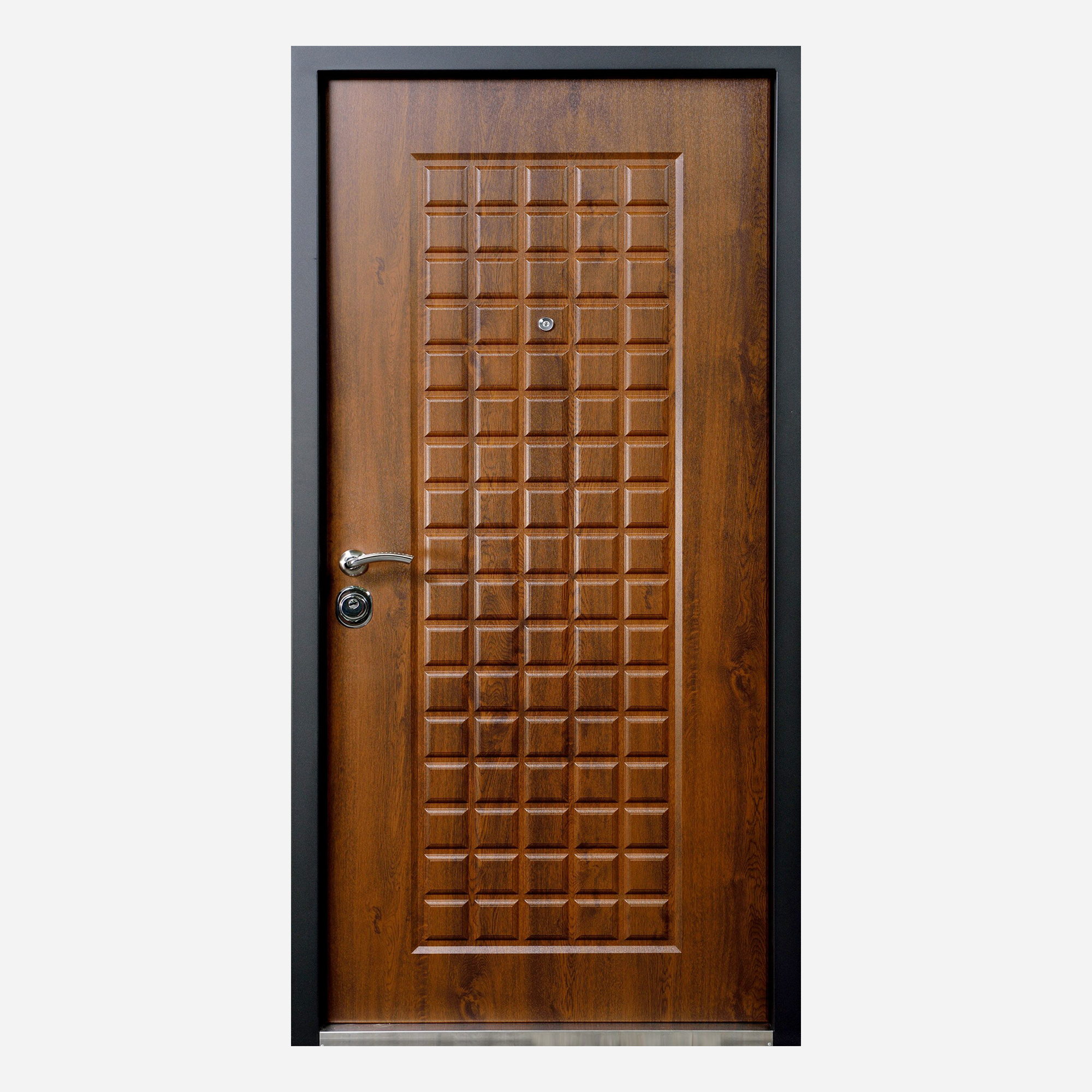 Tokyo Steel Security Entry Door By Novo Porte Usa