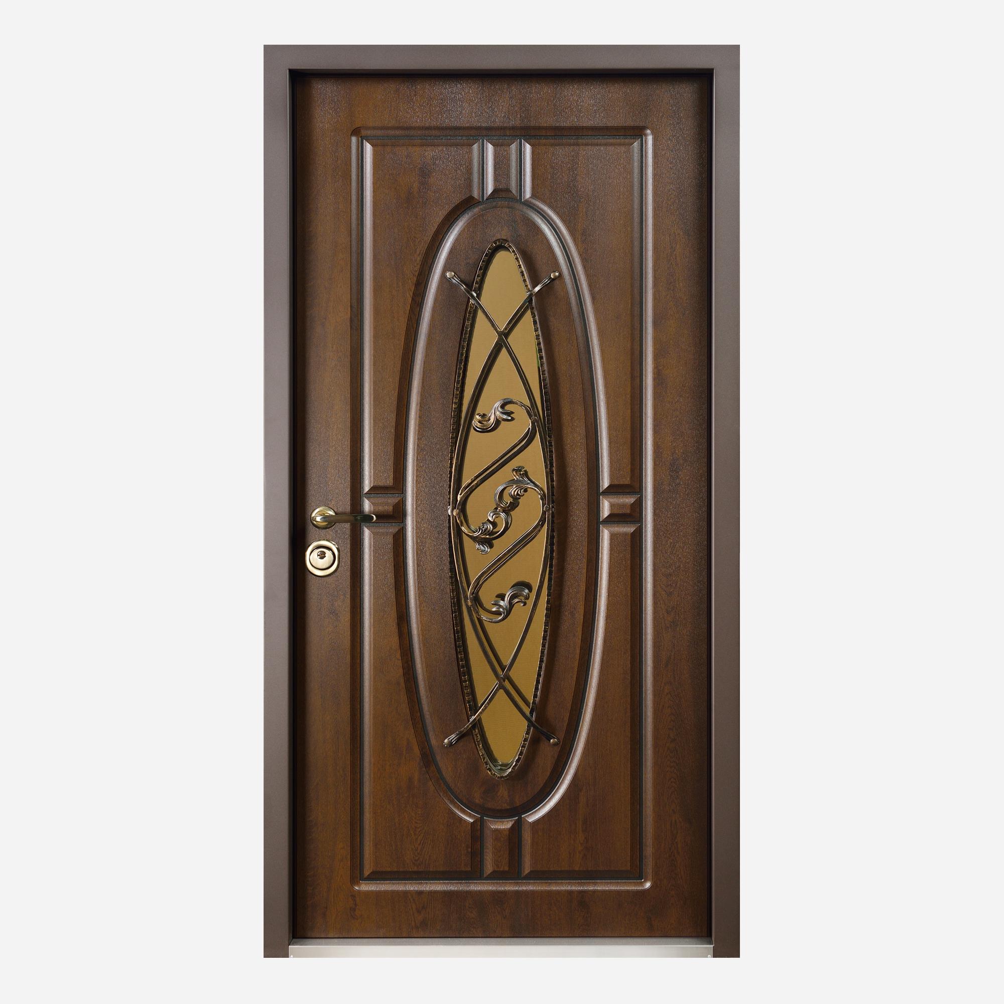 Monarch Entry Door & Monarch Steel Security Entry Door By Novo Porte USA