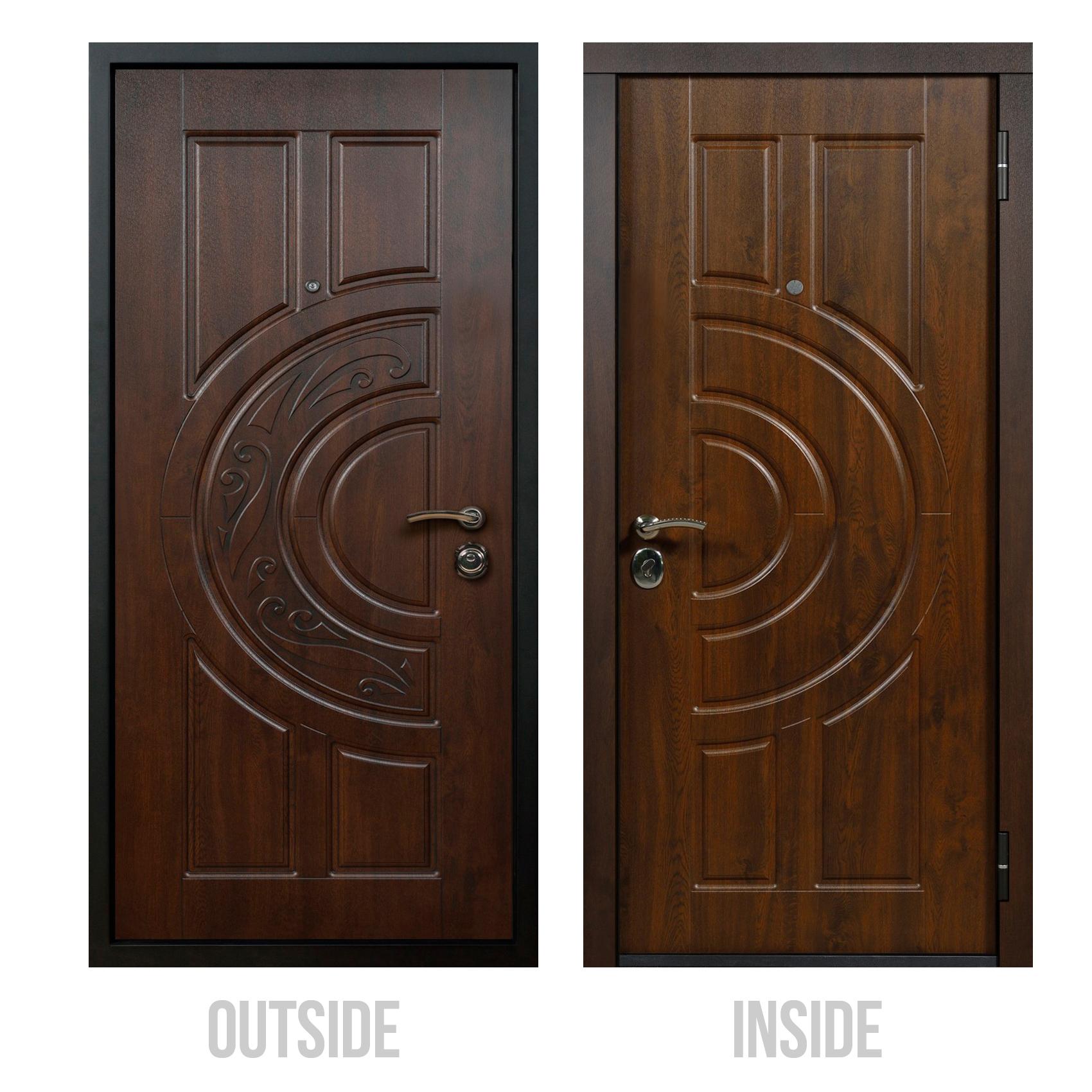 Garda Front Door