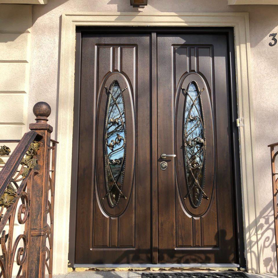Monarch Front Door