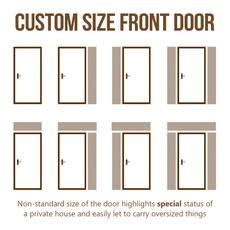 Sonata Front Door