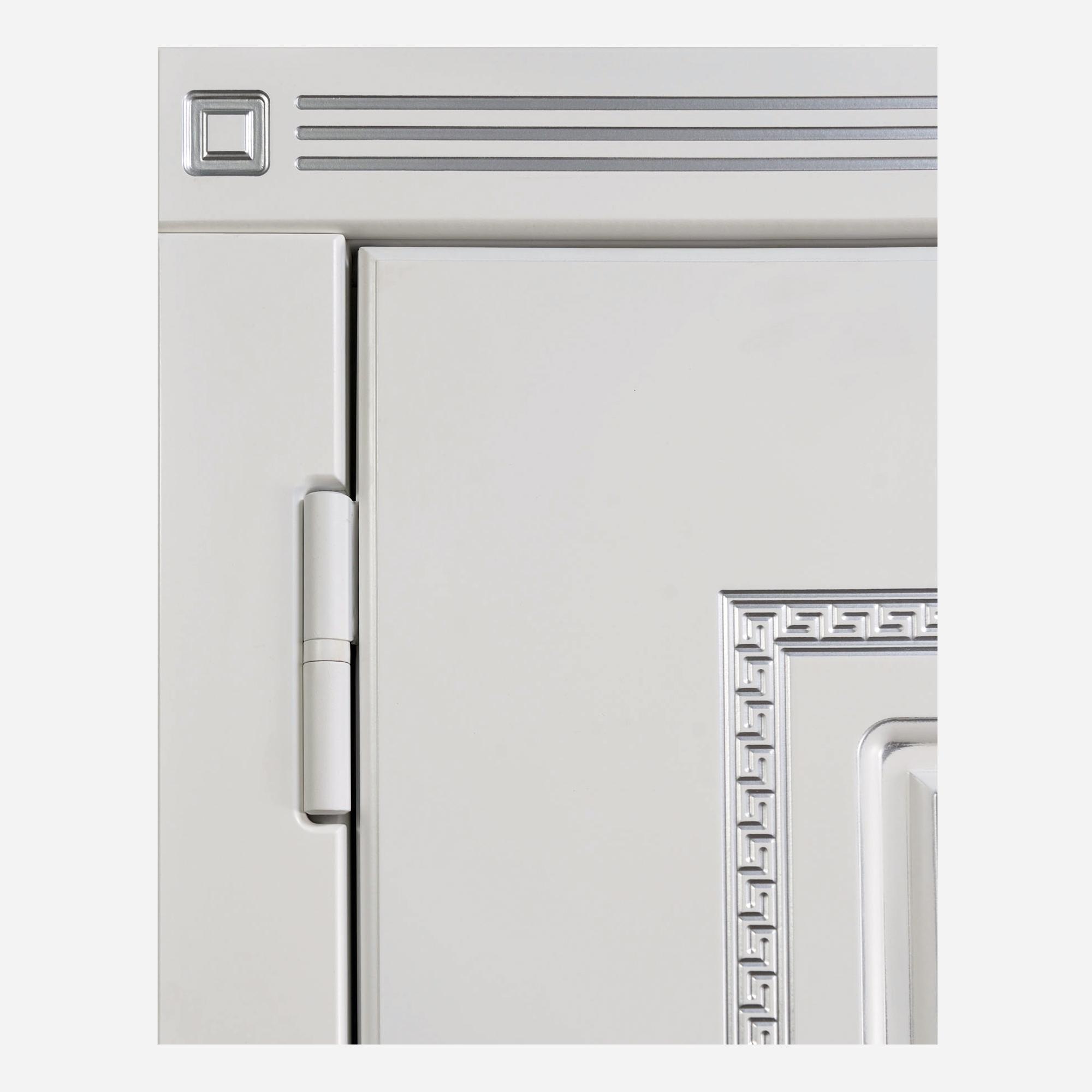 Versace Steel Security Entry Door By Novo Porte Usa